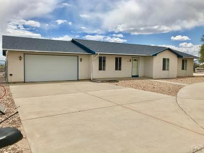 Pueblo West Single Family Home For Sale: 468 E Gentry Dr