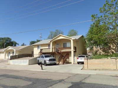 Pueblo CO Single Family Home For Sale: $149,000