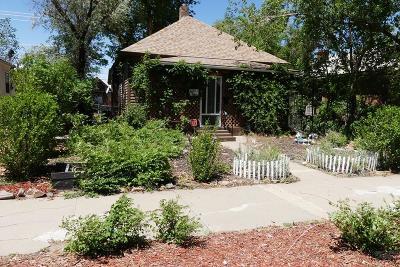 Pueblo CO Single Family Home For Sale: $120,000