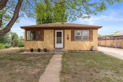 Pueblo CO Single Family Home For Sale: $127,900
