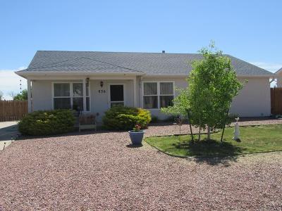 Pueblo West CO Single Family Home For Sale: $179,900