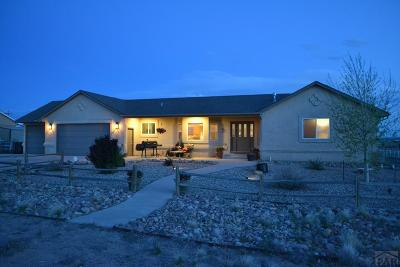 Pueblo West Single Family Home For Sale: 764 W Cambria Dr