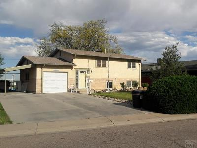 Pueblo CO Single Family Home For Sale: $169,900