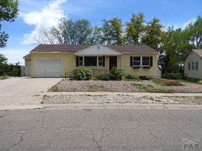 Pueblo CO Single Family Home For Sale: $160,160