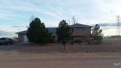 Pueblo West CO Single Family Home For Sale: $254,900