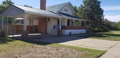 Lamar CO Single Family Home For Sale: $109,000