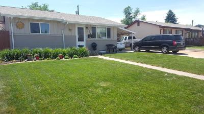 Pueblo Single Family Home For Sale: 3506 Lancaster Dr