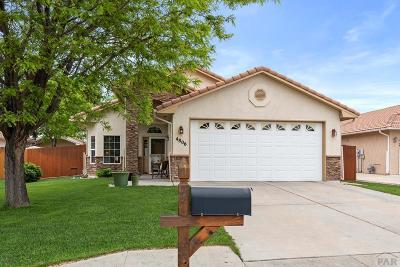 Pueblo Single Family Home For Sale: 4806 Walnutcrest Ct