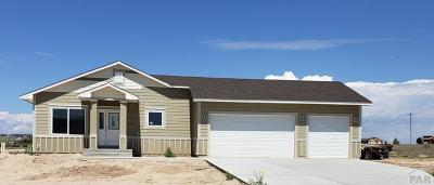 Pueblo West Single Family Home For Sale: 1327 N Scandia Dr