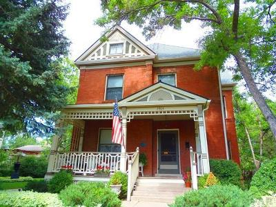 Pueblo Single Family Home For Sale: 1915 N Greenwood St