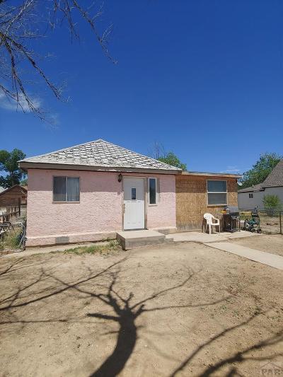 Pueblo Single Family Home For Sale: 1617 W 16th St