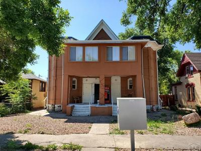Pueblo Multi Family Home For Sale: 306 Broadway
