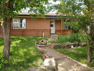 Colorado City Single Family Home For Sale: 5245 Los Cerritos Dr