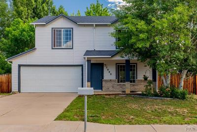 Pueblo Single Family Home For Sale: 2009 Settlers Dr