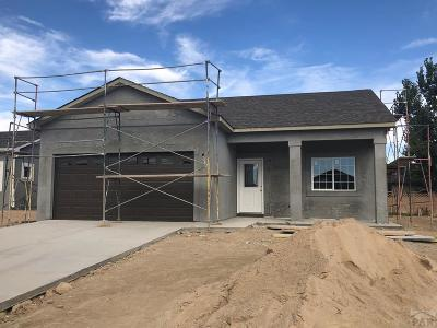Pueblo Single Family Home For Sale: 3122 Adrian Ave