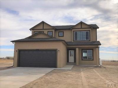 Pueblo West CO Single Family Home For Sale: $280,975