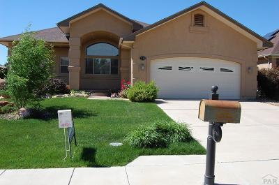 Pueblo Single Family Home For Sale: 1716 Tierra Berienda