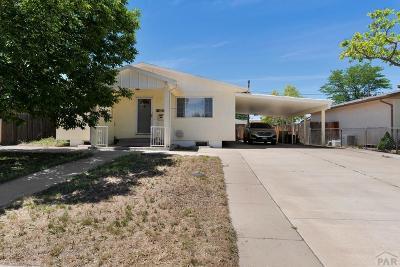 Pueblo Single Family Home For Sale: 3111 Azalea St