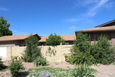 Pueblo West Single Family Home For Sale: 221 E Maher Court