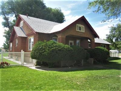 Pueblo Single Family Home For Sale: 1023 23rd Lane