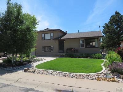 Pueblo Single Family Home For Sale: 801 West Acres