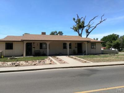 Pueblo Multi Family Home For Sale: 2116 Jones Ave #2118