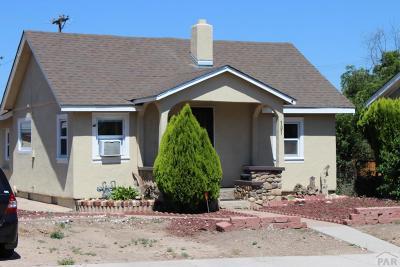 Pueblo Single Family Home For Sale: 307 S Prairie St