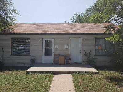 Pueblo Multi Family Home For Sale: 706 W 13th St