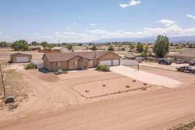 Pueblo West Single Family Home For Sale: 1424 W Guatamote Dr