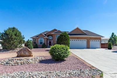 Pueblo West Single Family Home For Sale: 1611 W Tejon Ave