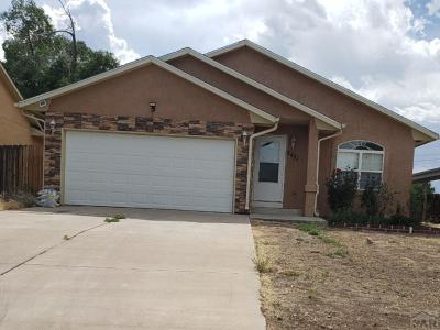 81005 Pueblo Co, Pueblo West, Pueblo Single Family Home For Sale: 2421 Lowell Ave