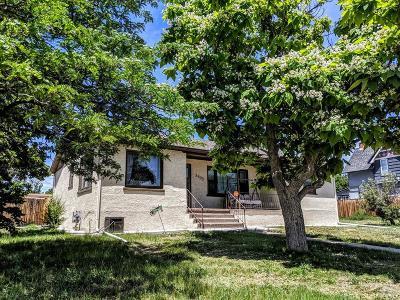 81005 Pueblo Co, Pueblo West, Pueblo Single Family Home For Sale: 2803 3rd Ave