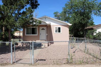 81005 Pueblo Co, Pueblo West, Pueblo Single Family Home For Sale: 2403 Pine Ave