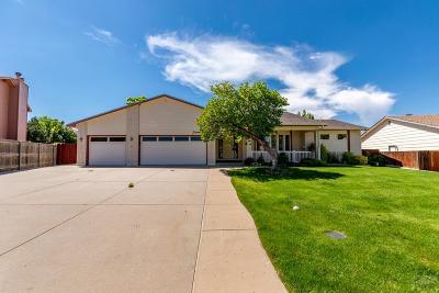 81005 Pueblo Co, Pueblo West, Pueblo Single Family Home For Sale: 15 Alta Loma