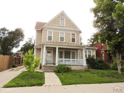 Pueblo Single Family Home For Sale: 2211 Grand Ave