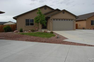 Pueblo Single Family Home For Sale: 2407 Crestwood Ln