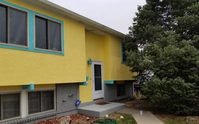 81005 Pueblo Co, Pueblo West, Pueblo Single Family Home For Sale: 152 Schirra Pl