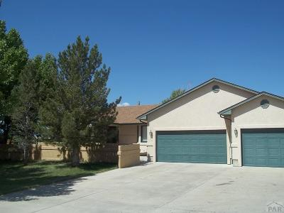 Pueblo West Single Family Home For Sale: 1037 S Avenida Del Oro E