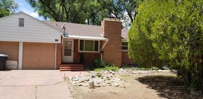 Single Family Home For Sale: 801 S 6th St