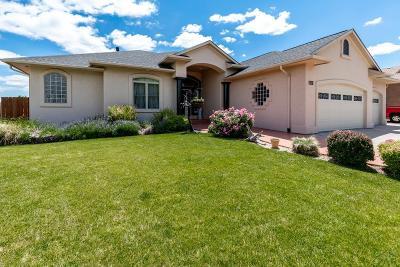 Pueblo CO Single Family Home For Sale: $549,900