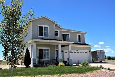 Pueblo West Single Family Home For Sale: 978 E Sandusky Dr