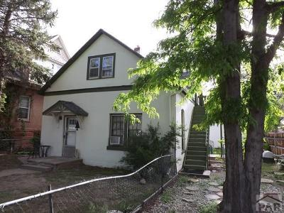Multi Family Home For Sale: 921 Carteret Ave