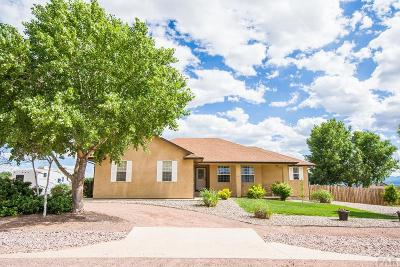 Pueblo West Single Family Home For Sale: 1218 W De La Vista Court