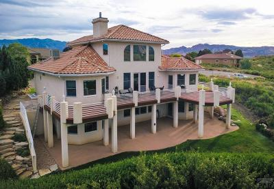 Canon City CO Single Family Home For Sale: $649,000