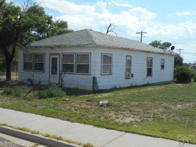 Sugar City CO Single Family Home For Sale: $48,000