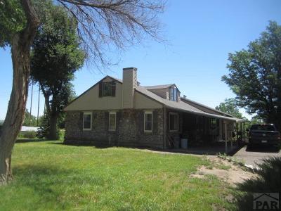 Pueblo CO Single Family Home For Sale: $595,000