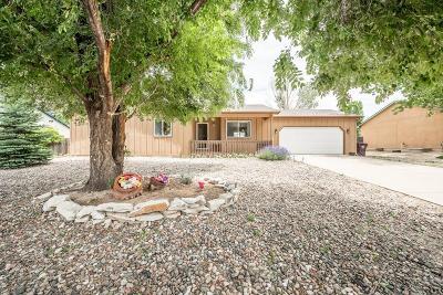 Pueblo West Single Family Home For Sale: 826 S Kline Dr