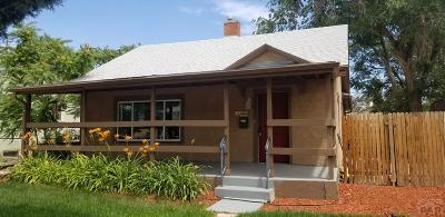 Pueblo Single Family Home For Sale: 2724 High St