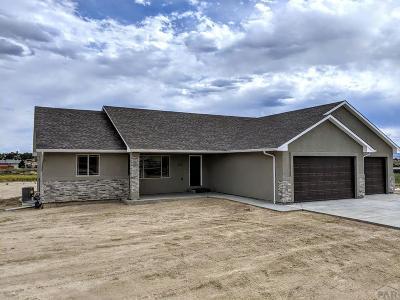 Pueblo West CO Single Family Home For Sale: $359,900