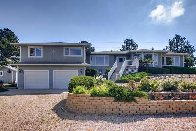 Monument CO Single Family Home For Sale: $535,000